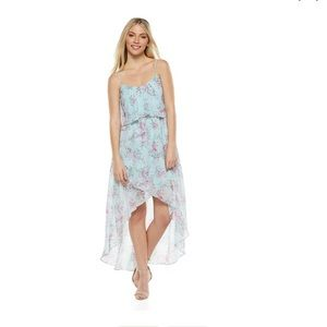 Disney Cinderella Floral high low dress